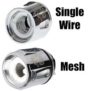 Single-Vs Mesh Coil
