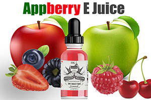 Appberry E Juice