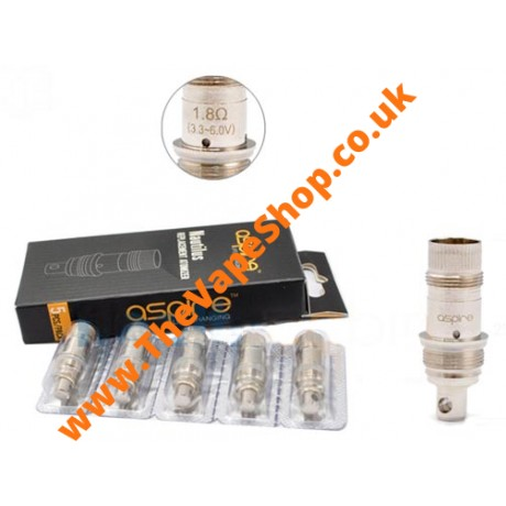 Aspire Nautilus (5 Pack) Replacement Heads