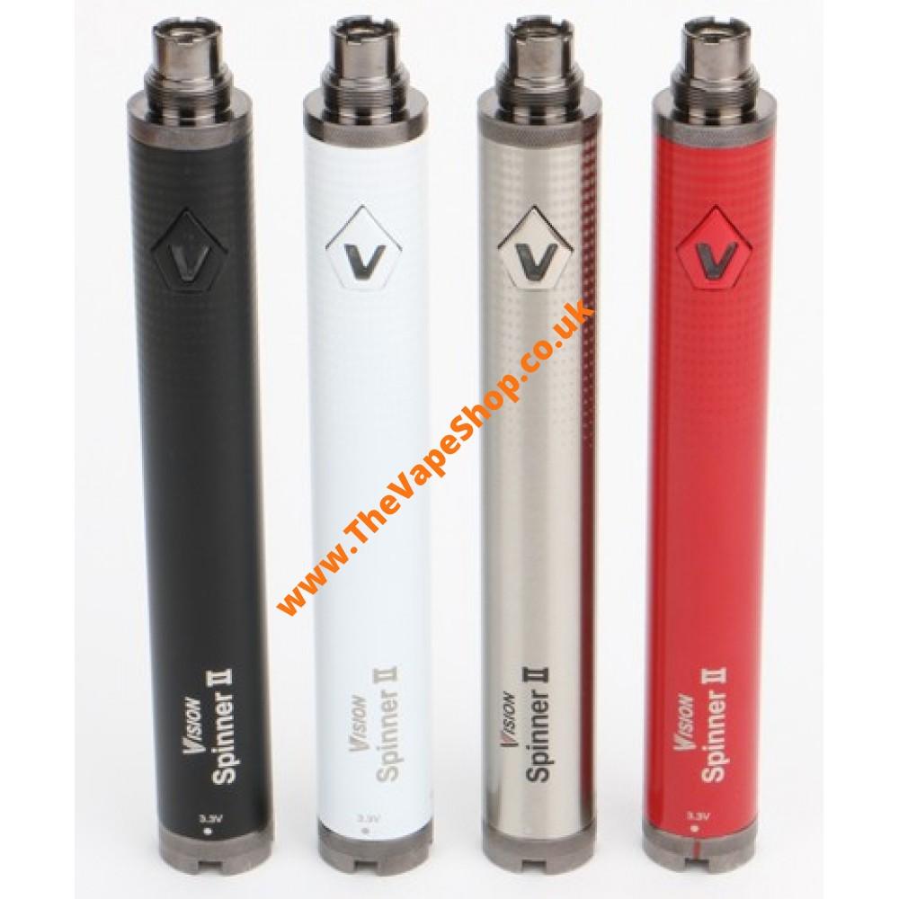 Vision Spinner 2 1650mAH Battery