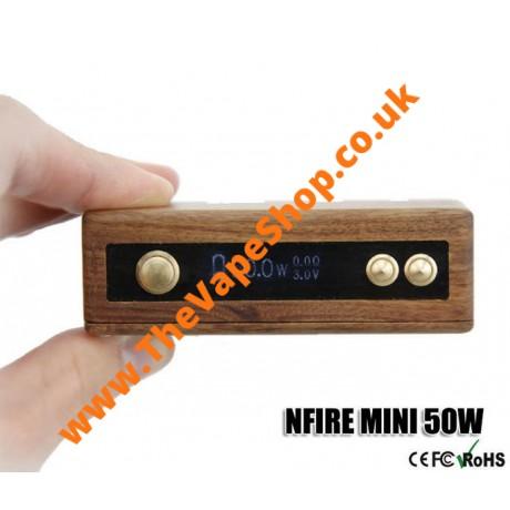 NFIRE 50w Box Mod