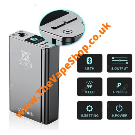 Smok X Cube II 160W Box Mod
