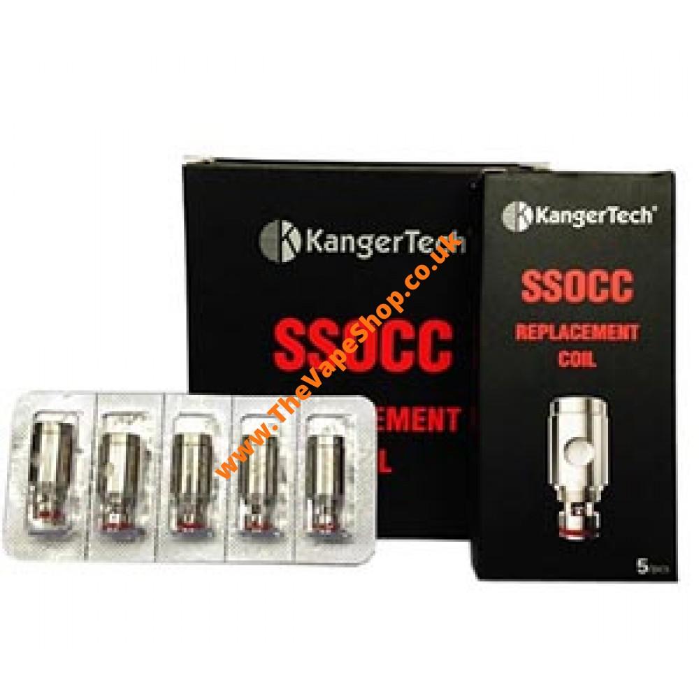 Kanger SSOCC Subtank Coils (5 Pack)