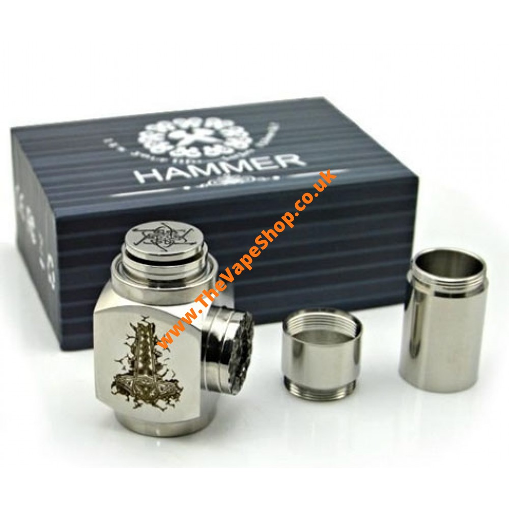 Mechanical Hammer Pipe MOD - Brand NEW & Boxed