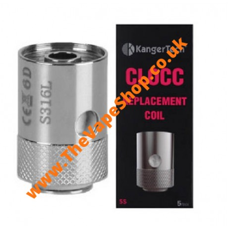 Kanger Cupti Replacement Coils x 5 pack