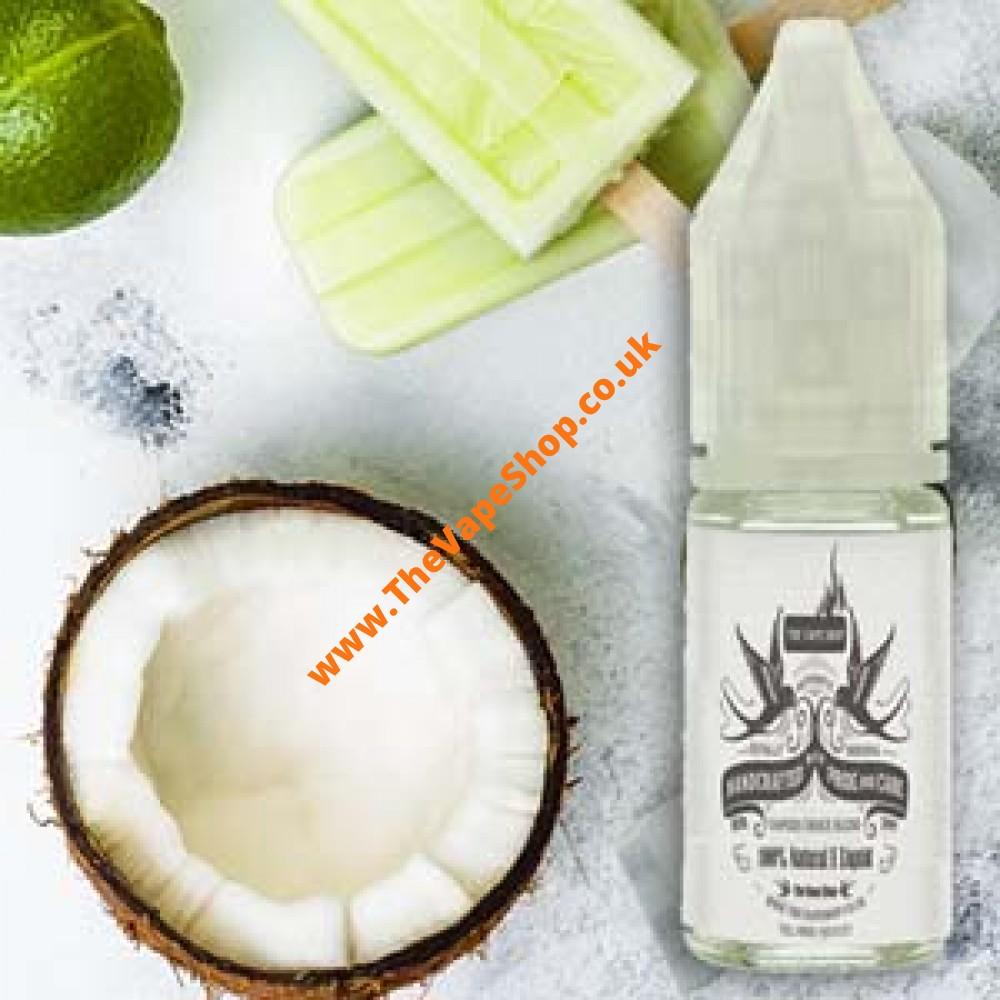 Coconut & Lime Ice Cream