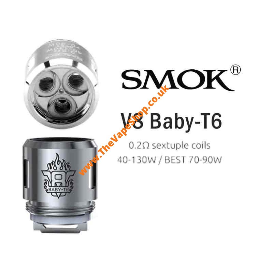 SMOK TFV8 Baby T6