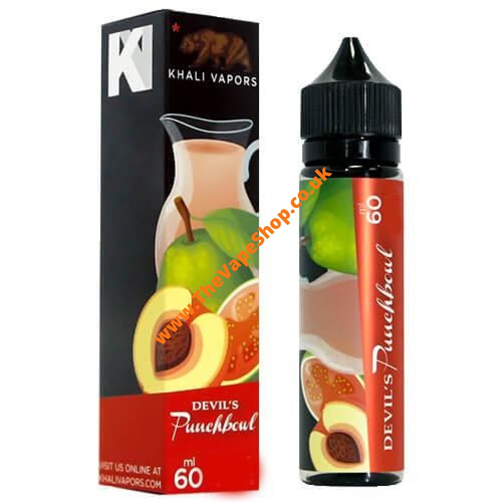 Devils PunchBowl - 60ML