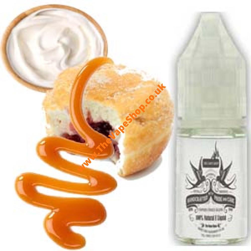 Caramel Doughnut