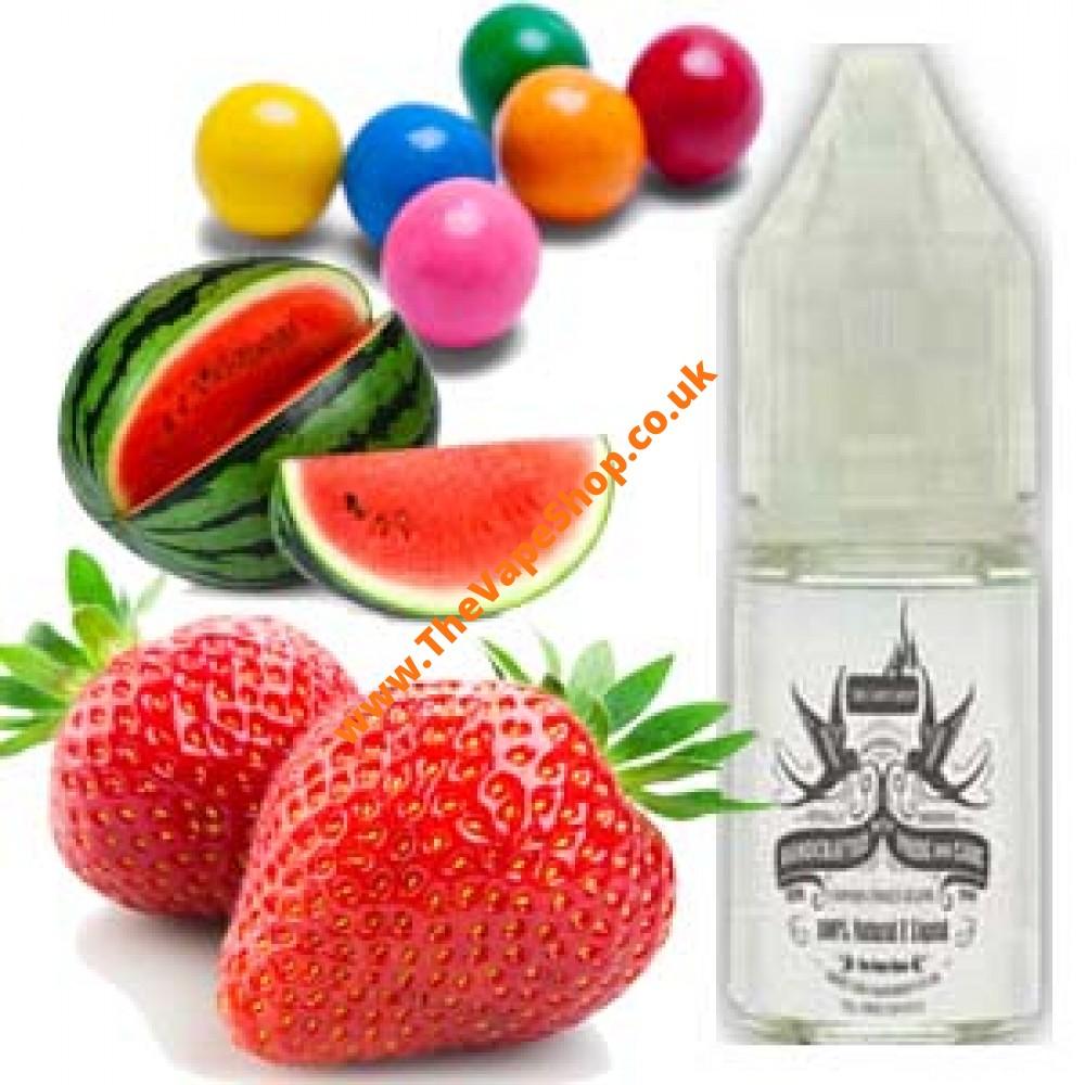 Strawmelon Gum