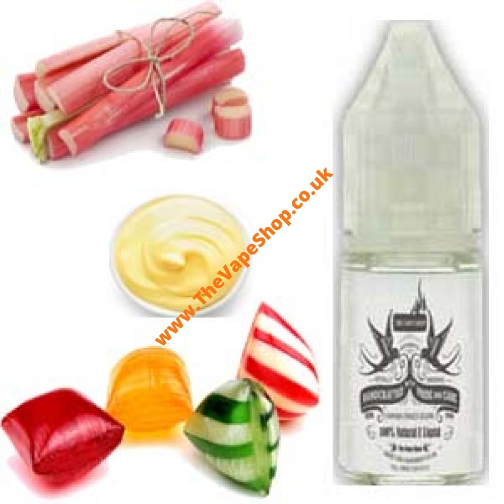 Rhubarb Candy
