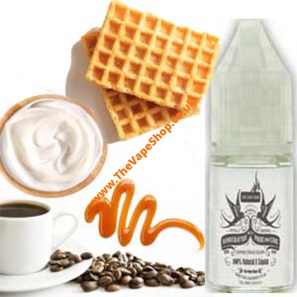 Coffee Waffle