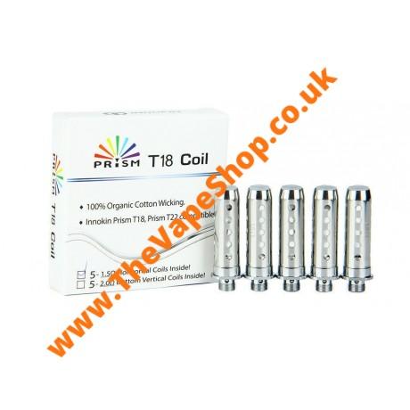 Innokin T18 Coils x5