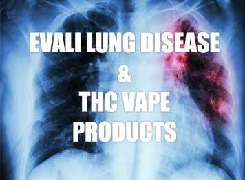 Vitamin E Acetate & EVALI Lung Disease