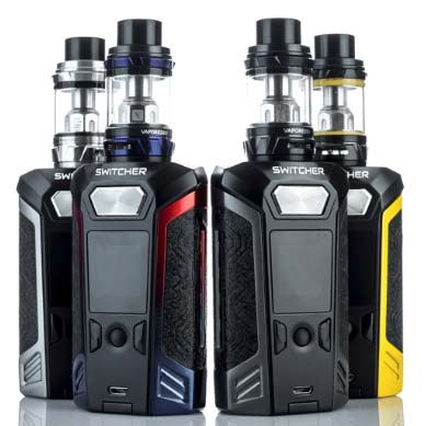Vaporesso Switcher 220W Review