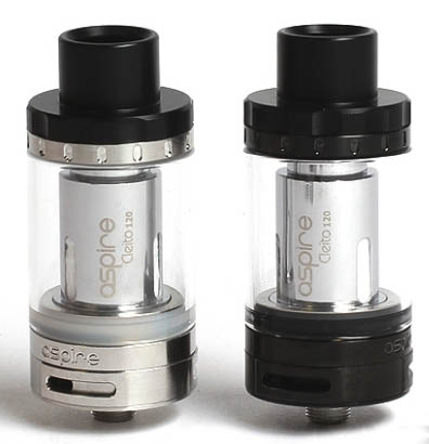 Aspire Cleito 120 Review