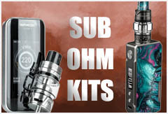 Sub Ohm Vape Full Kits