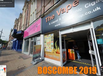The Vape Shop - Boscombe, BH1 4BH