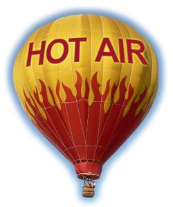 The Politics of Hot Air