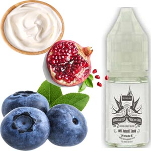 Blue Granite - Blueberry, Pomegranate & Cream E Liquid