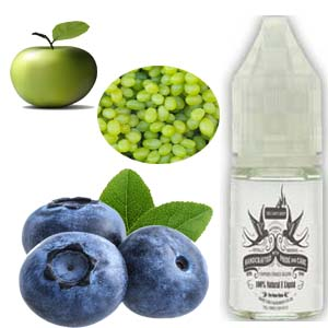 Blue Grapple - Grape, Blueberry & Apple E Liquid