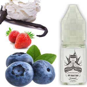 Blue Ice Cream E Liquid