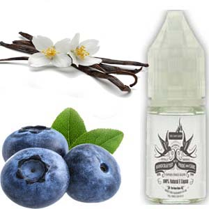 Blue Vanilla E Liquid