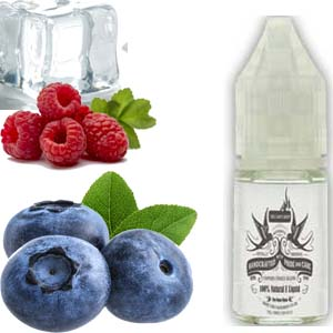 Cool Blue - Raspberry, Blueberry & Mint E Liquid
