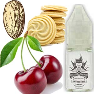 Red Cookie Almond, Cherry & Cookie E Liquid