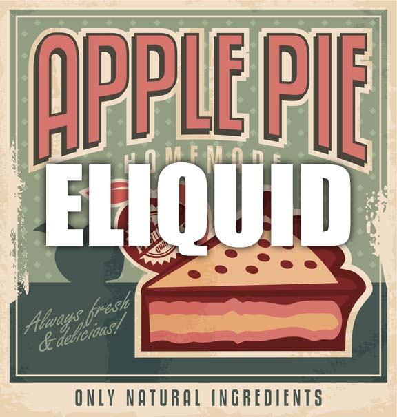 Apple Pie E Liquid
