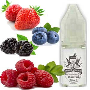 All Berry E Liquid