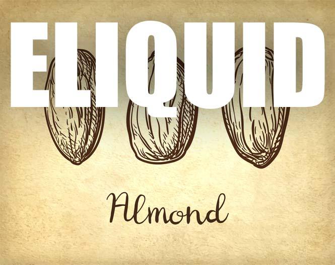 Almond E Liquid