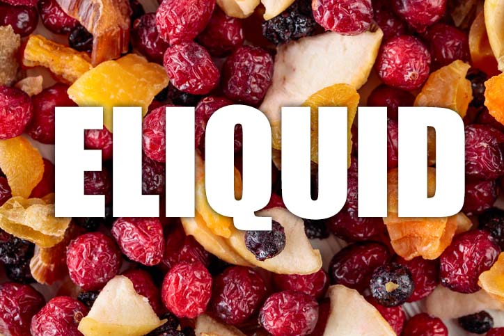 Apple, Cranberry & Pear Medley E Liquid