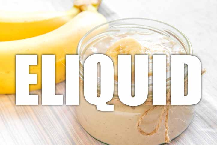 Banana Custard E Liquid
