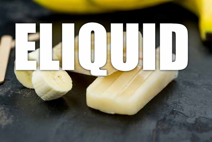Banana Ice E Liquid