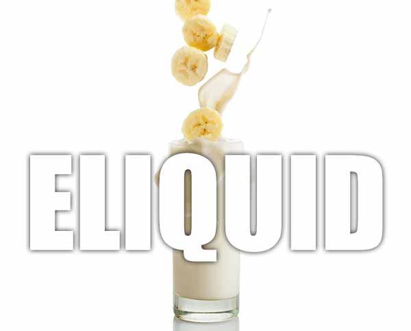 Banana Milkshake E Liquid