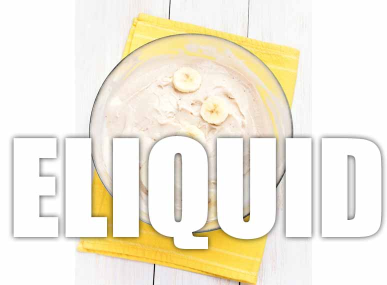 Bananas and Cream E Liquid