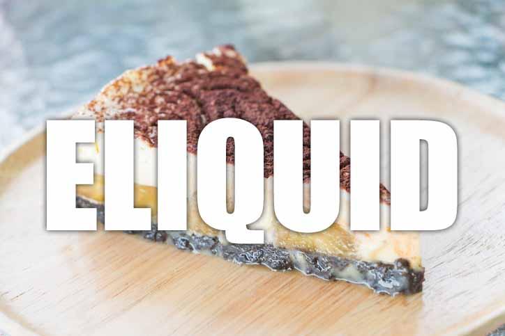 Banoffee Pie E Liquid