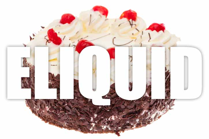 Black Forest Gateau E Liquid