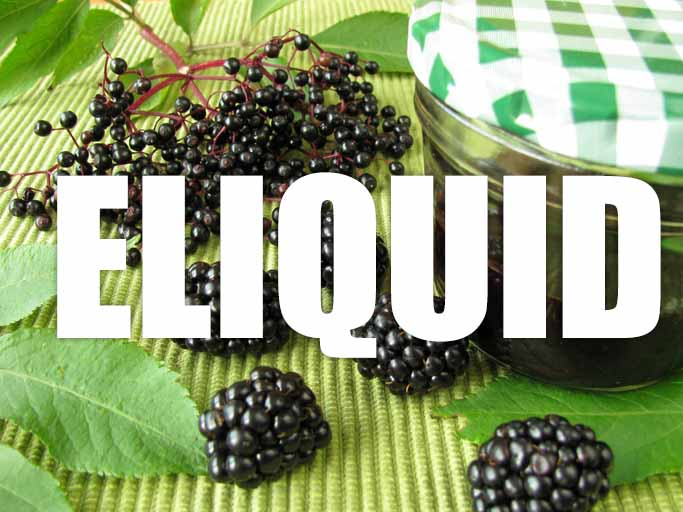Blackberry & Elderflower E Liquid