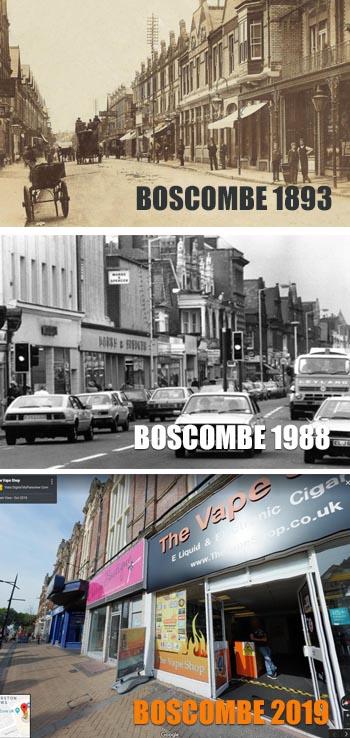 Boscombe Town Centre