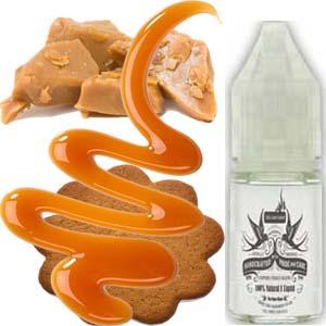 Caramel Biscuit E Liquid