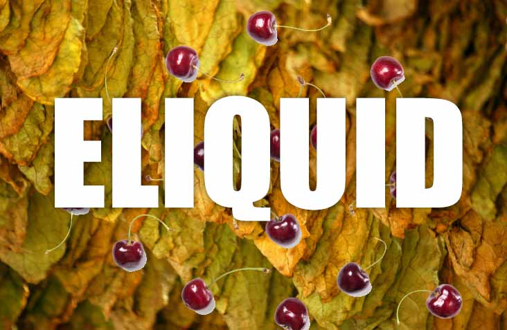 Cherry Tobacco E Liquid