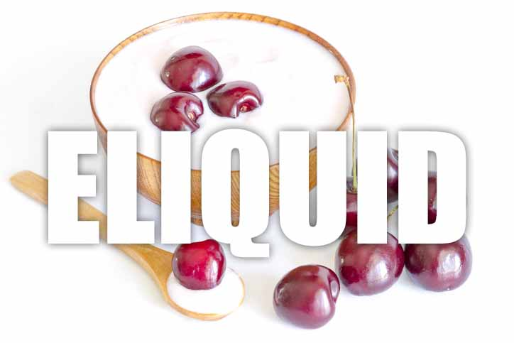 Cherry Yogurt E Liquid