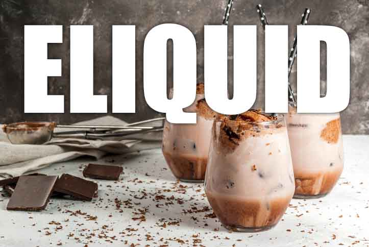 Chocolate Ice E Liquid