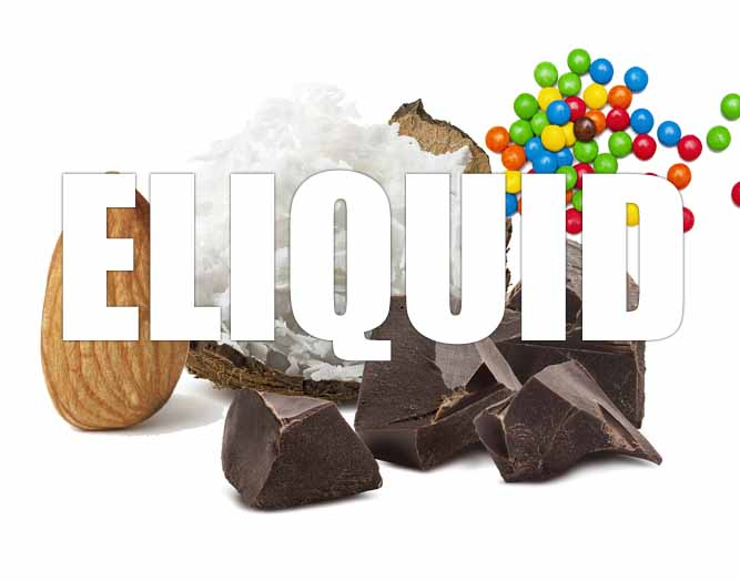 Chocolate Coconut Almond Candy E Liquid
