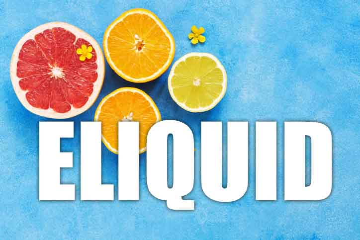 Citrus Fruit Punch E Liquid