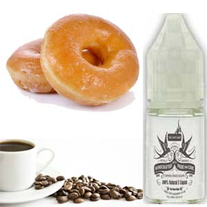 Coffee Doughnut E Liquid