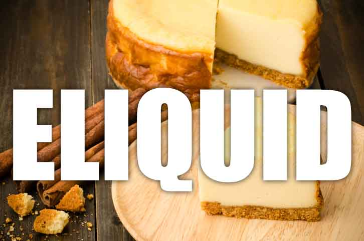 Crusty Cheesecake E Liquid