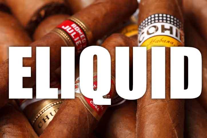 Cuban Supreme E Liquid